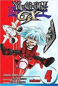 Yu-Gi-Oh! GX, Volume 4: The Semifinals Begin! (Yu-Gi-Oh! (Graphic Novels))