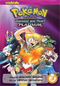 Pokmon Adventures: Diamond and Pearl/Platinum, Vol. 3