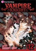 Vampire Knight, Vol. 12
