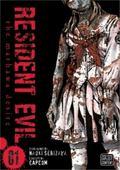 Resident Evil, Vol. 1 : The Marhawa Desire