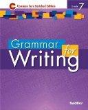 Grammer for Writing - Common Core Enriched Edition - Grade 7 (Sadlier)