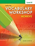 Vocabulary Workshop Achieve Level E Grade 10