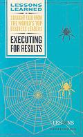 Executing for Results
