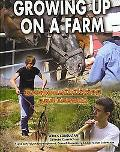 Growing up on a Farm Responsibilities and Issues