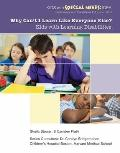 Why Can't I Learn Like Everyone Else? : Kids with Learning Disabilities