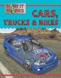 Cars Trucks and Bikes