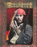 Pirates of the Caribbean At World's End The Movie Storybook