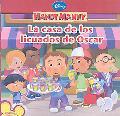 Handy Manny: La Casa de Los Licuados de Oscar (Spanish Language Edition)