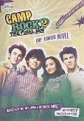 Camp Rock 2 The Final Jam: The Junior Novel (Junior Novelization)