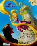 Tangled : Stick to Your Dreams - A Sticker-Activity Storybook
