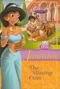 Disney Princess: Jasmine: The Missing Coin (Disney Princess Early Chapter Books)