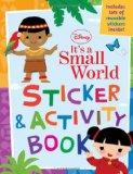 Disney It's A Small World Sticker & Activity Book