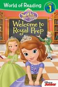 Sofia the First Welcome to Royal Prep, Level 1