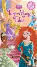 Disney Princess Princess Take-Along Tales
