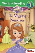 World of Reading: Sofia the First the Missing Necklace : Level Pre-1