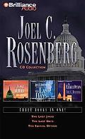 Joel C. Rosenberg Cd Collection The Last Jihad, the Last Days, and the Ezekiel Option