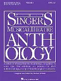 Singer's Musical Theatre Anthology Soprano