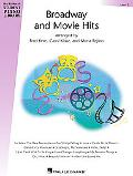 Broadway And Movie Hits - Level 2 Hal Leonard Student Piano Library