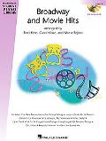 Broadway And Movie Hits - Level 2 - Book/cd Pack Hal Leonard Student Piano Library