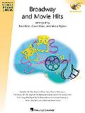 Broadway And Movie Hits - Level 3 - Book/cd Pack Hal Leonard Student Piano Library