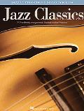 Jazz Classics Jazz Guitar Chord Melody Solos