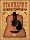 Bluegrass Standards: 16 Songs Arranged for Solo Guitar in Travis Picking Style