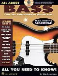 All About Bass A Fun and Simple Guide to Playing Bass
