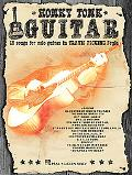 Honky Tonk Guitar 16 Songs for Solo Guitar in 'travis Picking' Style