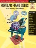 Popular Piano Solos - First Grade: Pop Hits, Broadway, Movies and More! (Book with CD)