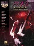 Punk Classics: Bass Play-Along Volume 12