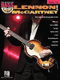 Lennon and Mccartney: Bass Play-along Volume 13