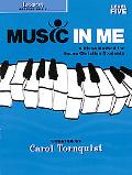 Music in Me - a Piano Method for Young Christian Students: Lesson (Reading Music) Level 5