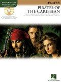 Pirates of the Caribbean: for Flute (Hal Leonard Instrumental Play-Along)