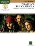 Pirates of the Caribbean: for Clarinet (Hal Leonard Instrumental Play-Along)