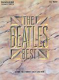 Beatles Best Easy Piano