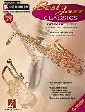 Best Jazz Classics: Jazz Play-along Volume 74