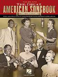 Great American Songbook - the Singers: Music and Lyrics for 100 Standards from the Golden Ag...