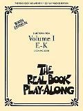 The Real Book Play-along - Volume 1 E-J: 3-CD Set