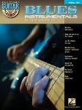 Blues Instrumentals : Guitar Play-along Volume 91