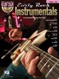 Early Rock Instrumentals : Guitar Play-along Volume 92