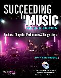 Succeeding in Music: Business Chops for Performers and Songwriters