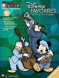 Disney Favorites: Jazz Play-Along Volume 93