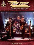 ZZ Top Guitar Classics