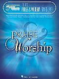 The Best Praise and Worship Songs Ever: E-Z Play Today #107