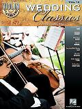 Wedding Classics: Violin Play-Along Volume 12