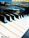 Lennon and Mccartney Favorites: Easy Piano CD Play-along Volume 24