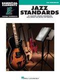 Jazz Standards: Essential Elements Guitar Ensembles Mid-Intermediate Level