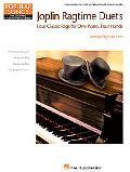 Joplin Ragtime Duets: Hal Leonard Student Piano Library Popular Songs Series Intermediate - ...