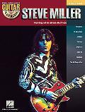 Steve Miller: Guitar Play-Along Volume 109