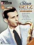 Stan Getz - Favorites : Jazz Play-along Volume 133